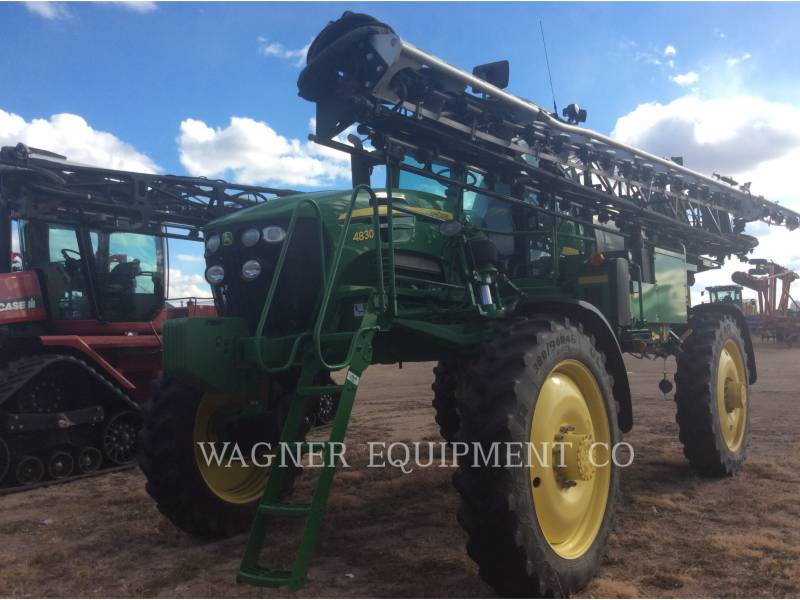 DEERE & CO. SPRAYER 4830 equipment  photo 1