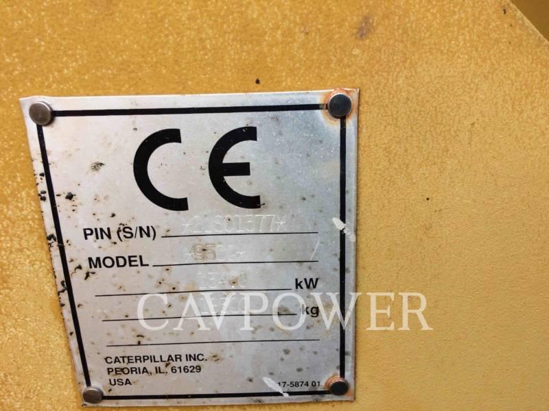CATERPILLAR CARGADORES DE RUEDAS 950G equipment  photo 3