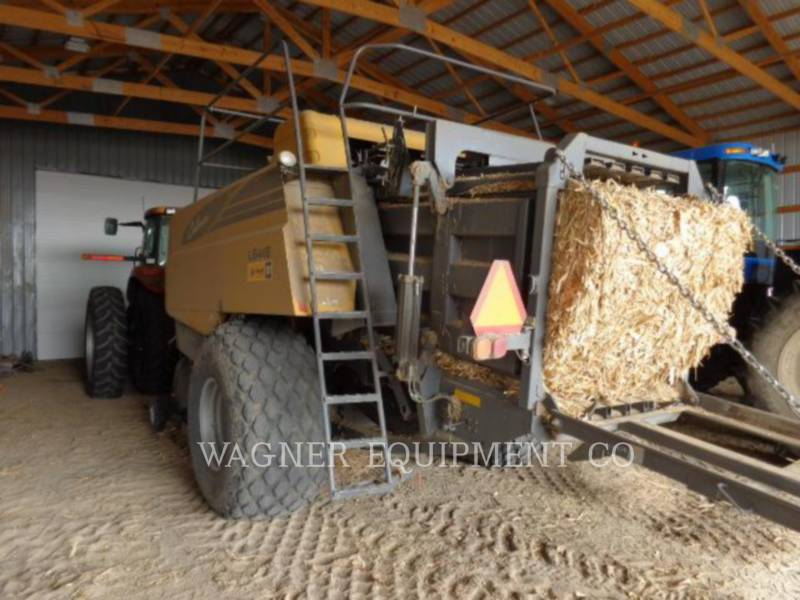 AGCO MATERIELS AGRICOLES POUR LE FOIN LB44B/CHUT equipment  photo 8