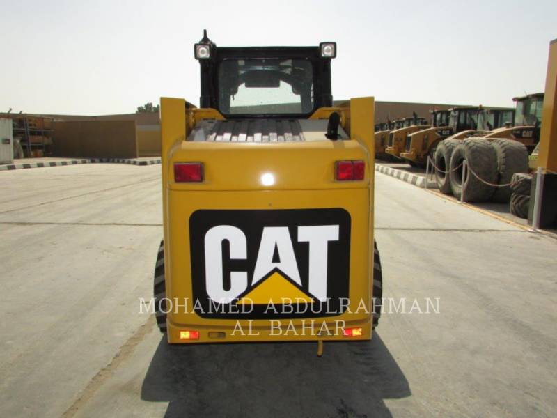 CATERPILLAR MINICARGADORAS 216 B SERIES 3 equipment  photo 4