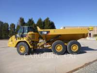 CATERPILLAR ARTICULATED TRUCKS 730 TG equipment  photo 4