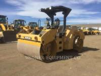CATERPILLAR VIBRATORY DOUBLE DRUM ASPHALT CB64 equipment  photo 1