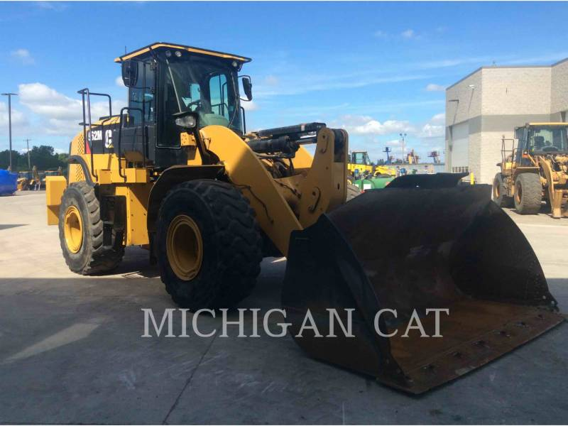 CATERPILLAR WHEEL LOADERS/INTEGRATED TOOLCARRIERS 962M equipment  photo 2