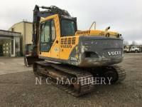 VOLVO CONSTRUCTION EQUIPMENT ESCAVATORI CINGOLATI EC140BLC equipment  photo 5
