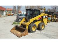 Equipment photo Caterpillar 246 D MINIÎNCĂRCĂTOARE RIGIDE MULTIFUNCŢIONALE 1