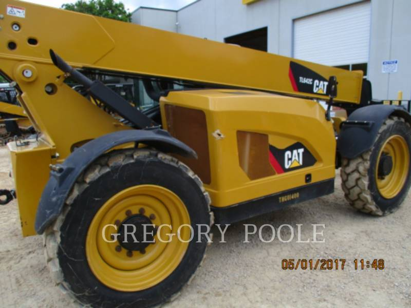 CATERPILLAR TELEHANDLER TL642C equipment  photo 3
