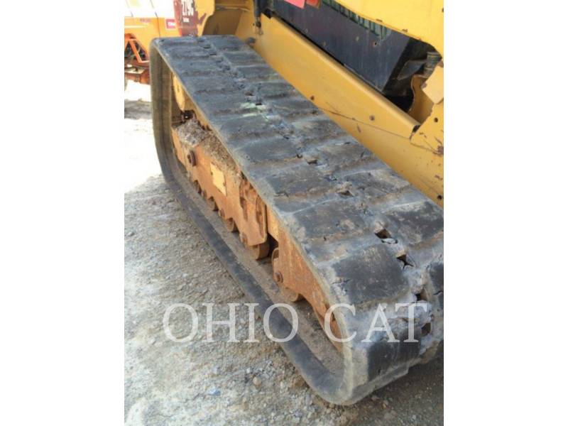 CATERPILLAR CARGADORES MULTITERRENO 279C C3TL2 equipment  photo 3
