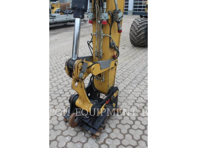 CATERPILLAR ESCAVADEIRAS DE RODAS M313 D equipment  photo 18