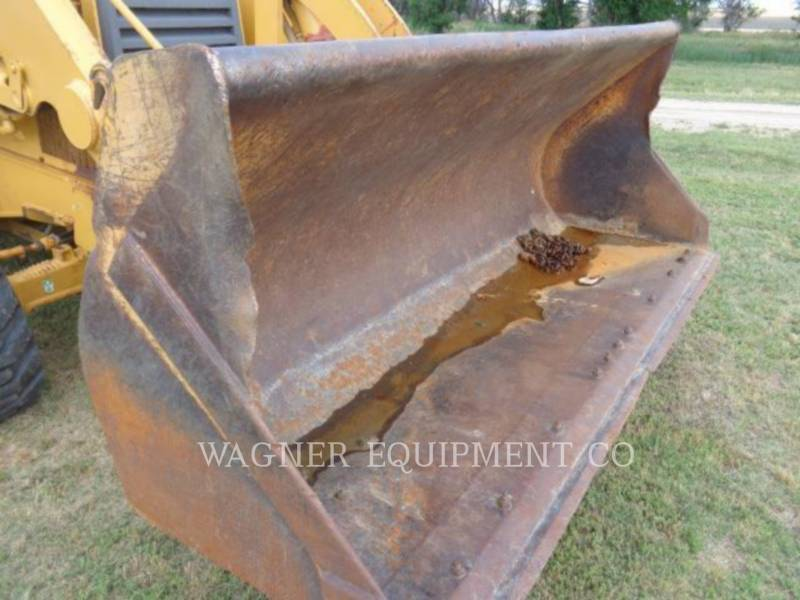 CATERPILLAR BACKHOE LOADERS 446B 4WDE equipment  photo 23