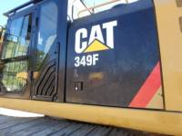 CATERPILLAR TRACK EXCAVATORS 349FL equipment  photo 12