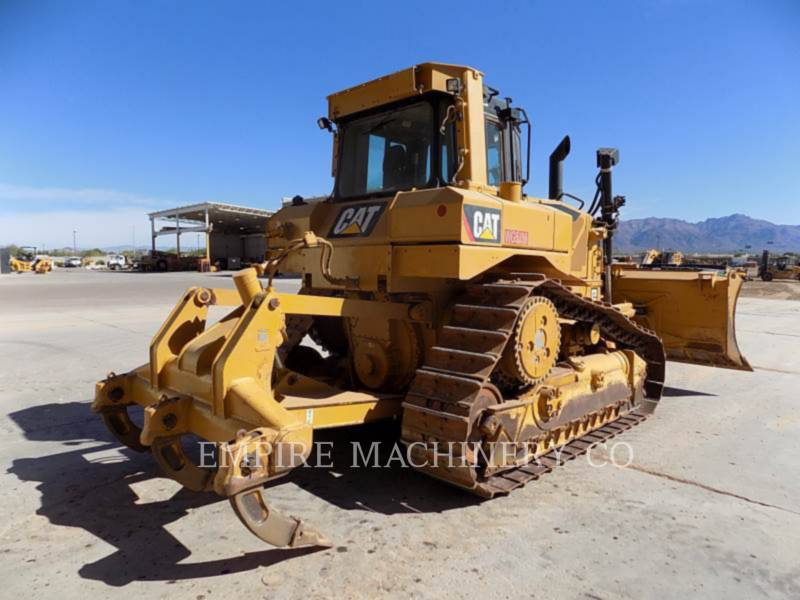 CATERPILLAR TRACTEURS SUR CHAINES D6T PAT ST equipment  photo 2