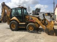 Equipment photo Caterpillar 450F CB BULDOEXCAVATOARE 1
