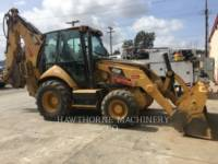CATERPILLAR RETROESCAVADEIRAS 450F CB equipment  photo 1