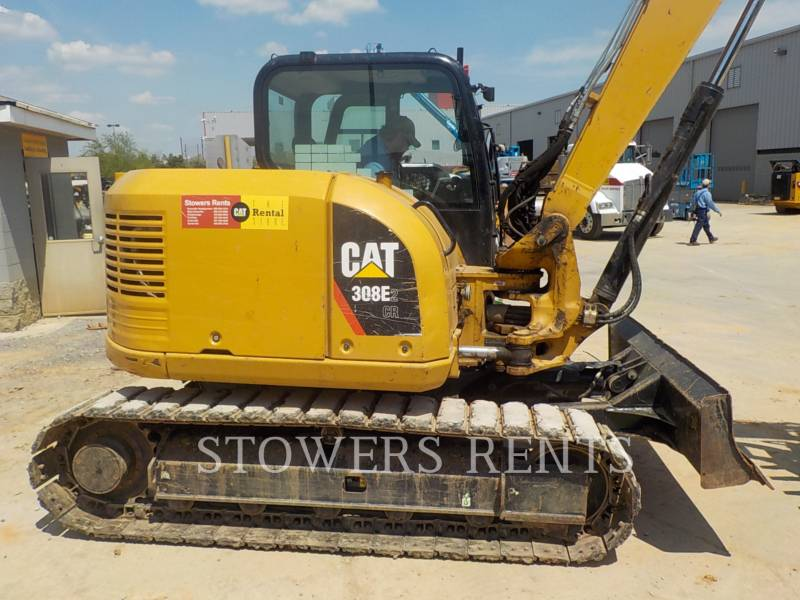 CATERPILLAR TRACK EXCAVATORS 308E2 HT equipment  photo 2