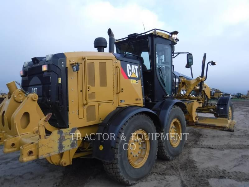 Caterpillar AUTOGREDERE 160M2 AWD equipment  photo 6