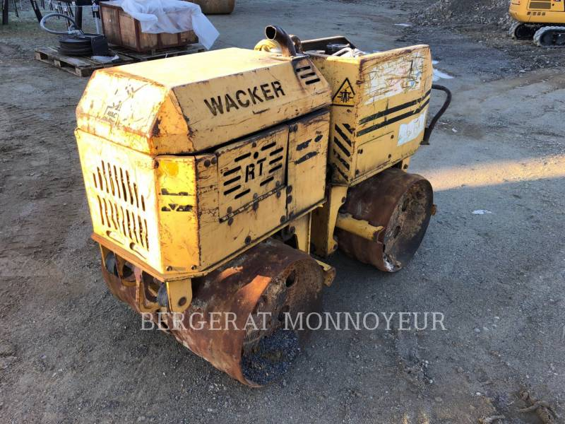 WACKER CORPORATION COMPACTEURS RT820 equipment  photo 1