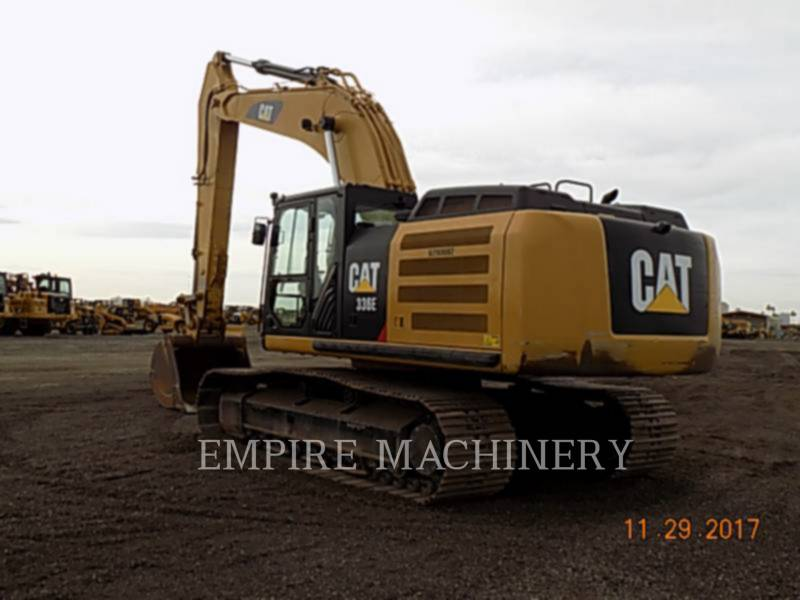 CATERPILLAR EXCAVADORAS DE CADENAS 336EL equipment  photo 12