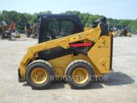 CATERPILLAR PALE COMPATTE SKID STEER 242D A equipment  photo 2