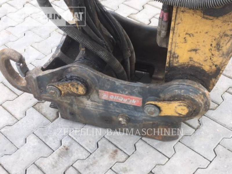 CATERPILLAR PELLES SUR PNEUS M316D equipment  photo 16