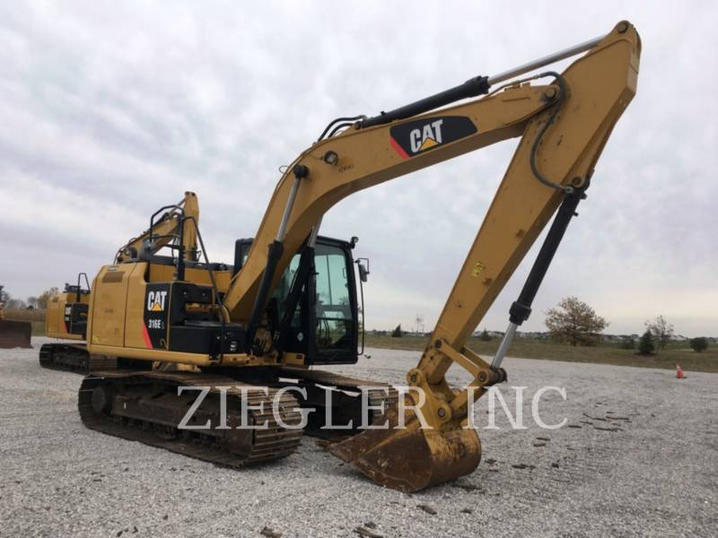 CATERPILLAR EXCAVADORAS DE CADENAS 316EL equipment  photo 3