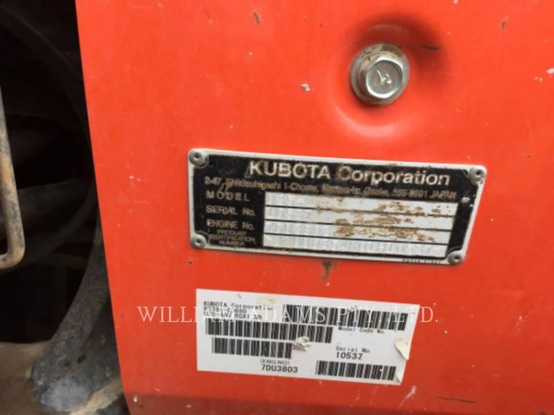 KUBOTA CORPORATION KOPARKA KOPALNIANA PRZEDSIĘBIERNA / KOPARKA U35-4 equipment  photo 3