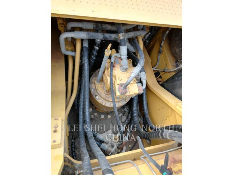 CATERPILLAR ESCAVATORI CINGOLATI 329D equipment  photo 10