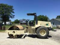 Equipment photo INGERSOLL-RAND SD100F VIBRATORY SINGLE DRUM SMOOTH 1