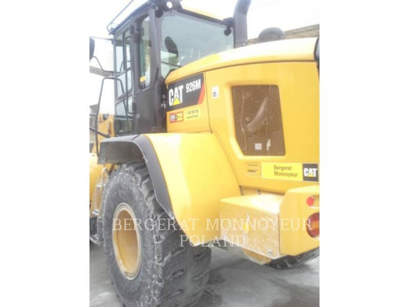 CATERPILLAR CARGADORES DE RUEDAS 926 M equipment  photo 6