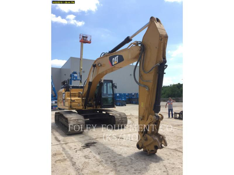 CATERPILLAR ESCAVADEIRAS 329FL equipment  photo 2