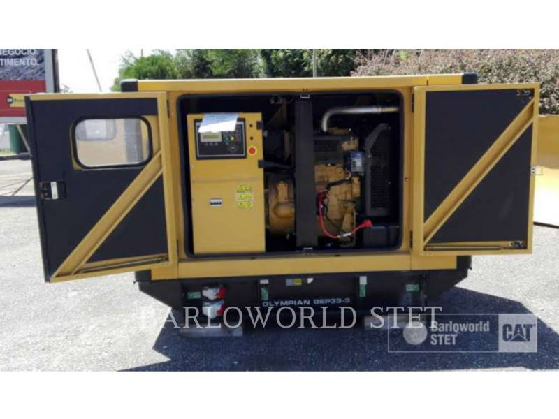 OLYMPIAN MOBILE GENERATOR SETS GEP33 equipment  photo 4