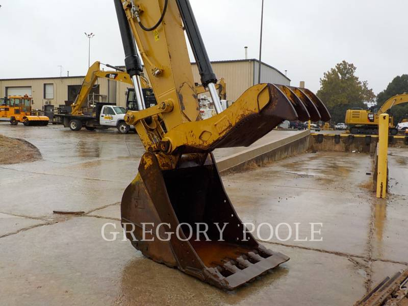 CATERPILLAR KETTEN-HYDRAULIKBAGGER 329E L equipment  photo 20