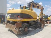 CATERPILLAR ホイール油圧ショベル M316C equipment  photo 5