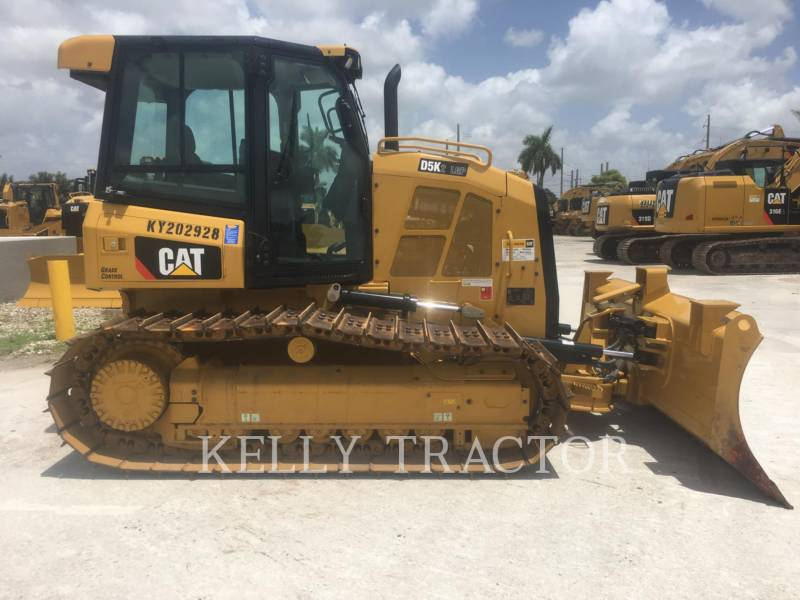 Caterpillar TRACTOARE CU ŞENILE D5K2 LGP equipment  photo 6
