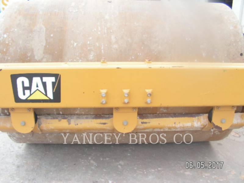 CATERPILLAR COMPATTATORE A SINGOLO TAMBURO VIBRANTE LISCIO CS56B equipment  photo 7