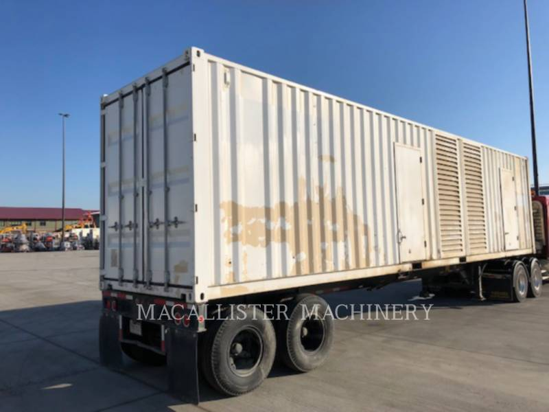 CATERPILLAR PORTABLE GENERATOR SETS C27 equipment  photo 20