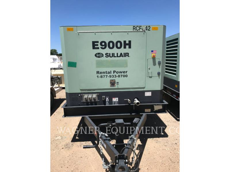 SULLAIR COMPRESSORE ARIA 900H ETQ equipment  photo 1