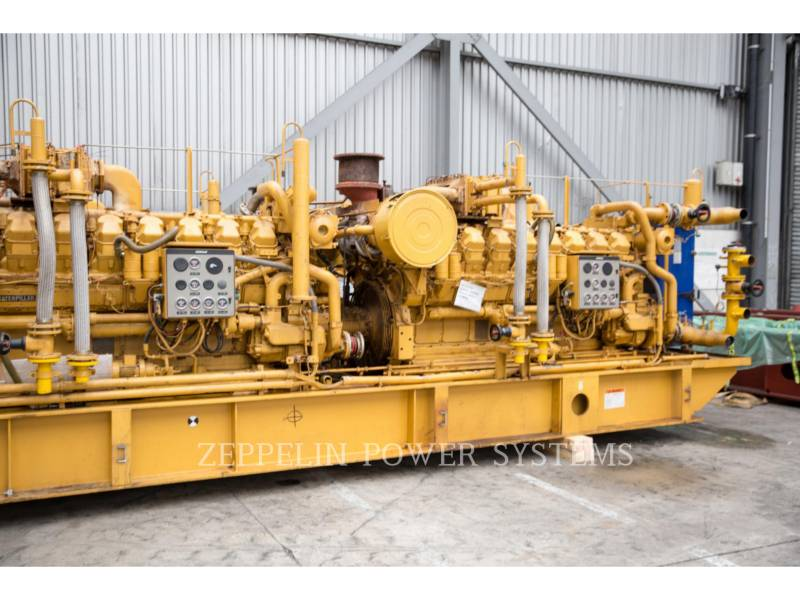CATERPILLAR FIXE - GAZ NATUREL G3532 equipment  photo 1