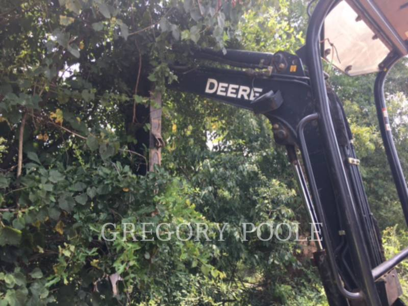 JOHN DEERE TRACK EXCAVATORS 35D equipment  photo 5