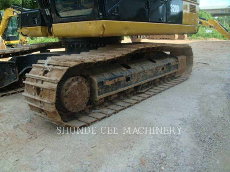 CATERPILLAR TRACK EXCAVATORS 320D2 equipment  photo 18