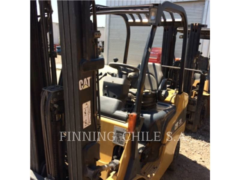 CATERPILLAR FORKLIFTS GP20CN equipment  photo 5