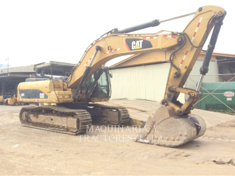 CATERPILLAR TRACK EXCAVATORS 336 D L ME equipment  photo 1