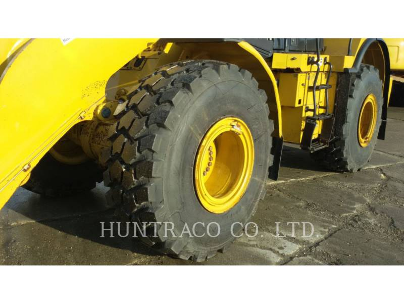 CATERPILLAR CARGADORES DE RUEDAS 950H equipment  photo 19