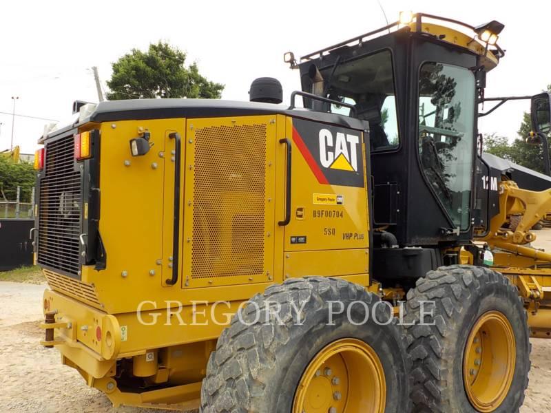 CATERPILLAR モータグレーダ 12M equipment  photo 9