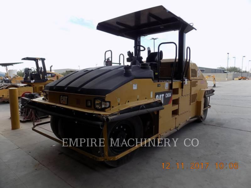 CATERPILLAR COMPACTEURS SUR PNEUS CW34 equipment  photo 4