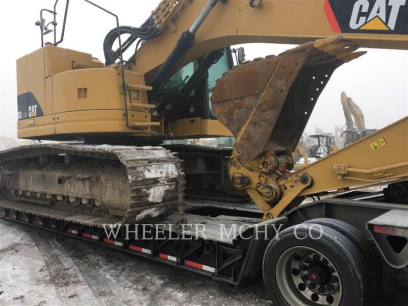 CATERPILLAR KETTEN-HYDRAULIKBAGGER 328D LCRCF equipment  photo 2