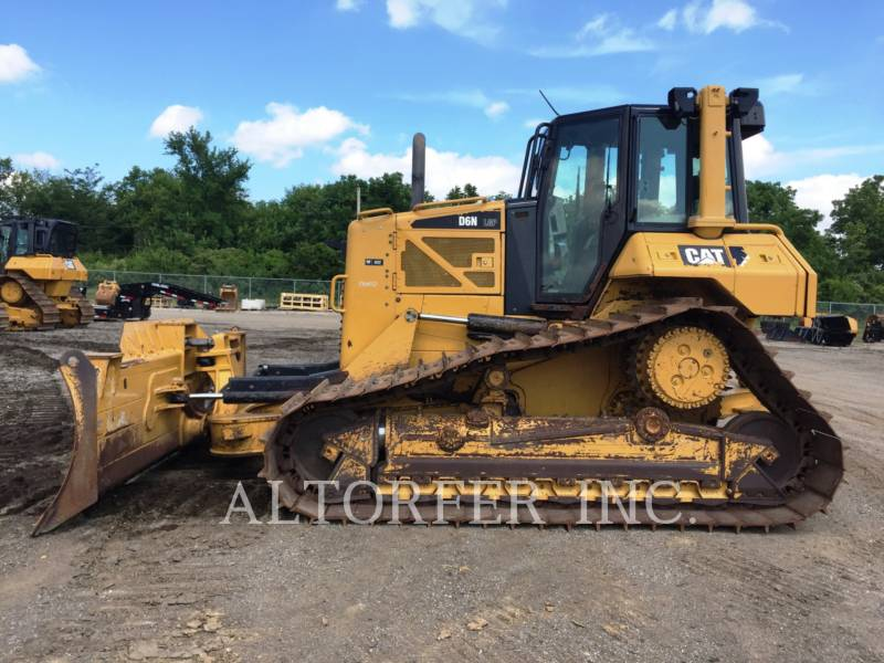 CATERPILLAR TRACTEURS SUR CHAINES D6NLGP equipment  photo 5