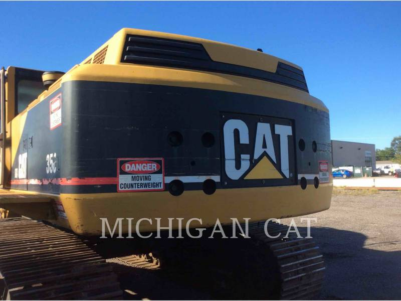 Caterpillar EXCAVATOARE PE ŞENILE 350L equipment  photo 18