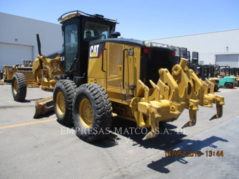 CATERPILLAR MOTONIVELADORAS 12M equipment  photo 7