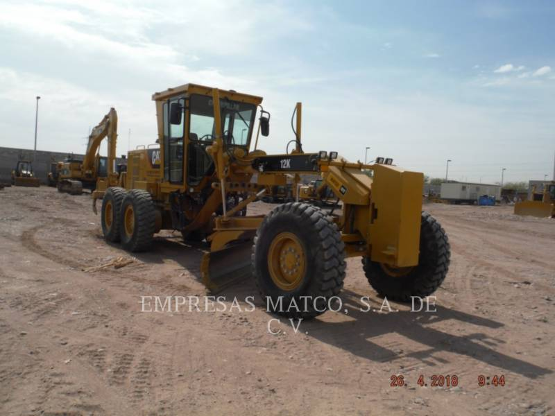 CATERPILLAR MOTOR GRADERS 12K equipment  photo 8