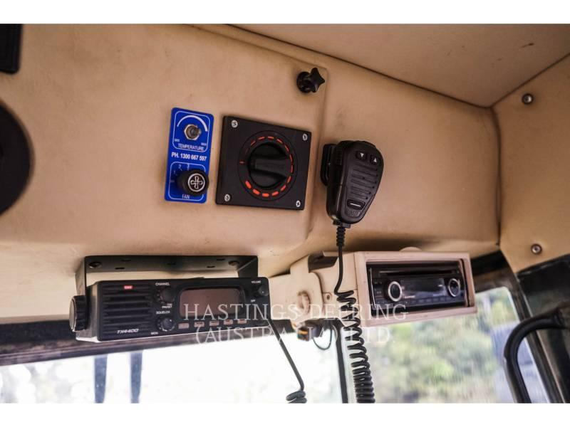 CATERPILLAR PNEUMATIC TIRED COMPACTORS PF-300C equipment  photo 16